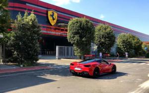 luxury car rental maranello ferrari a noleggio